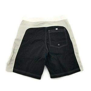 Aaron Chang Cinch Waist Swimming Trunks Surf Board